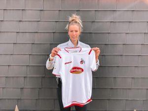 Sharon Beck 1. FC Köln